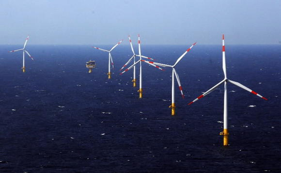 Offshore wind research gets a nudge
