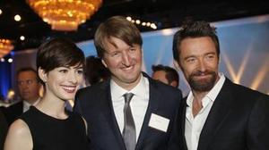 Oscars 2013: At nominees lunch, a relaxed vibe and a surprise DJ