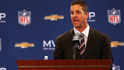 John Harbaugh said he overreacted in complaint to officials dur…