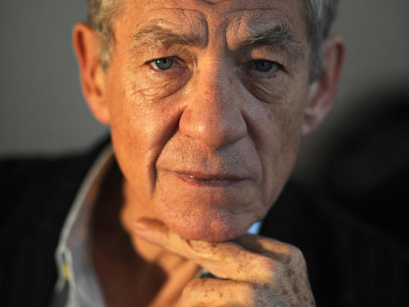 Sir, or Dr. Ian McKellen