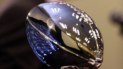 Lombardi Trophy is safe and sound in Ravens' possession