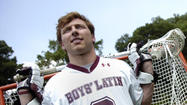 When Jeff Chase committed to Loyola as a member of the Boys' Latin lacrosse team, the Greyhounds thought they were getting one of the country's premier midfielders.