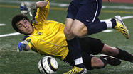 Photo Gallery: St. Francis v. Notre Dame Mission League boys' soccer