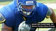 "<span style=""font-size: small;"">On Wednesday at West Orange High in Winter Garden, <strong>Winston Chastang </strong>will join his good friend and teammate <strong>Nate Ozdemir</strong> in signing NCAA National Letters of Intent to play football for the U.S. Naval Academy.</span>"