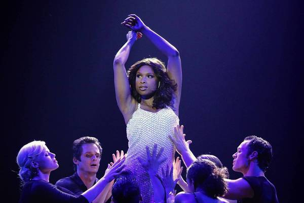 "Jennifer Hudson is joining the second season of ""Smash."""