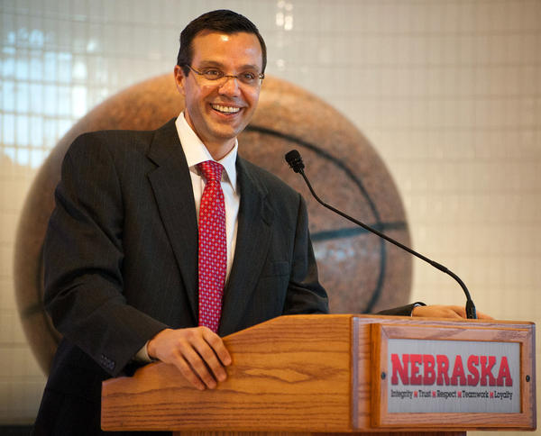 Doland native and Nebraska men's basketball coach Tim Miles and his Cornhuskers return to action at 8 p.m. Saturday when Nebraska hosts Penn State. In his first season as coach, Nebraska is 11-12 under Miles.