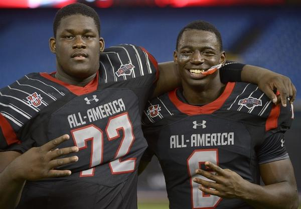 Will Denver Kirkland and Matthew Thomas, both Miami Booker T. Washington teammates, end up signing togeter with FSU?
