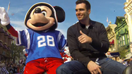VIDEO Super Bowl MVP Flacco goes to Disney World