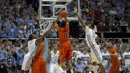Virginia Tech's Erick Green has led the nation in scoring for about a month, and retaining that stature would be notable on several levels. But there's another Green statistic that worries Hokies coach James Johnson.