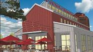 The Target opening this fall in Canton at one of the city's largest new retail developments will be joined by a Harris Teeter grocery store and a lineup of stores and restaurants that includes Old Navy, Michaels, Loft, ULTA Beauty and Red Robin Gourmet Burgers.