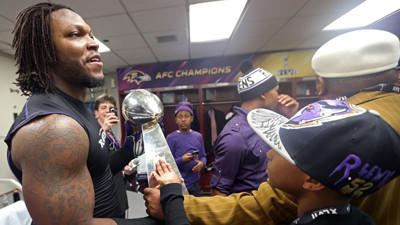 Courtney Upshaw wins Super Bowl year after BCS title victory