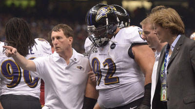 No word yet on Ngata's knee MRI