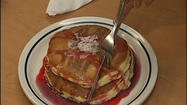 National Pancake Day is Tuesday, February 5th, 2013.