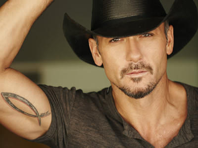 New Album For Tim McGraw