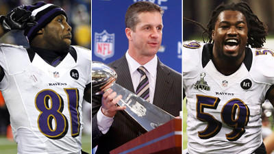 John Harbaugh not far removed from college-job snubs