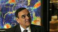Weather service fires former hurricane chief Bill Proenza