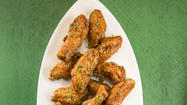 "Q: The recipe for ""KFC"" Korean fried chicken wings from this week's (Jan. 30, 2013) Good Eating sounds very good, and I'd like to try it. Can you tell me if sweet rice flour is the same as non-glutinous rice flour? I have the former if that will work."