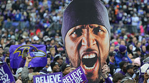 Scenes from Baltimore Ravens Super Bowl victory celebration