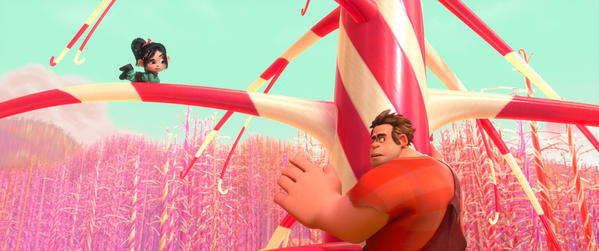 "Disney's ""Wreck-It-Ralph."""