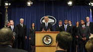 The Justice Department is accusing Standard & Poor's of defrauding investors with optimistic ratings of mortgage-backed securities and derivatives prior to the financial crisis. While investors are entitled to answers about those conflicts, compensation and reforms, Attorney General Eric Holder and President Barack Obama, by singling out S&P instead of other bond raters, appear to be engaging in political vengeance and put freedom of speech at risk.