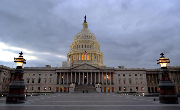 The CBO reported Tuesday that the federal deficit will hit a five-year low.