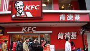 "An uproar in China over the safety of chicken sold at KFC ""has been longer lasting and more impactful than we ever imagined,"" according to the chief executive of parent company Yum Brands."