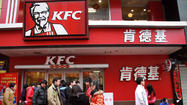 After KFC chicken scare, Yum plans to 'stay the course in China'