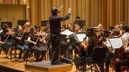 The Los Angeles Youth Orchestra has played all over the city, UCLA's Schoenberg Hall and the Skirball Cultural Center included. But it hasn't ventured outside of L.A.