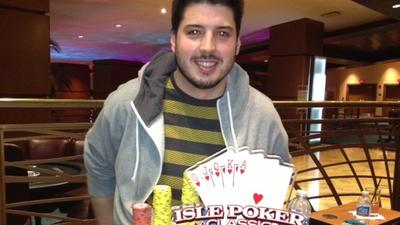 Boca man wins Isle poker tourney