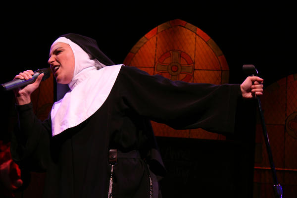 """Sister Robert Anne's Cabaret Class"" comes to Aventura Arts & Cultural Center Thursday, Feb. 7 through Sunday, Feb. 10"