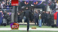 WJZ VIDEO One last dance for Ray Lewis