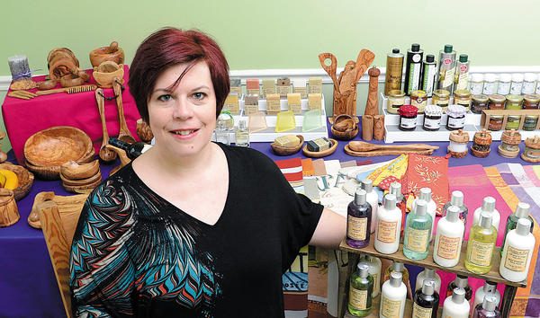 Barbara Farhat opened Truly France on March 24, 2012, in Chambersburg, Pa. She sells her wares at home parties.