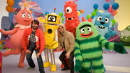 <strong>Yo Gabba Gabba! Live! Get the Sillies Out!</strong>