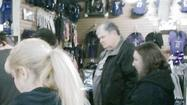 'Die-hard' Ravens fans keep Harford stores busy on Monday