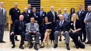 LA CRESCENTA — While there was no official theme for Saturday evening's sixth annual Crescenta Valley High Athletic Hall of Fame Induction ceremony at the school's auditorium, perhaps excellence would fit the billing best.