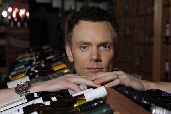"""Community's"" Joel McHale will be a guest on the ""Late Show With David Letterman."""