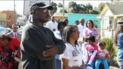 Sanford rally promotes peace on Trayvon Martin's birthday