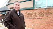 The new executive director of the Humane Society of Washington County said Tuesday that he wants to draw on his experience to find homes for unwanted animals.