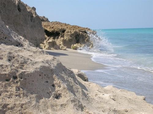 Blowing Rocks Preserve in Hobe Sound