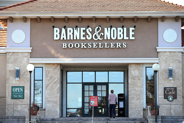 A Barnes & Noble store in Corte Madera, Calif.