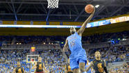 UCLA couldn't get its last high-profile basketball player to eat less.