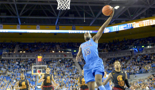 After a nasty bout with the flu, UCLA is trying to get Shabazz Muhammad to focus on his nutrition.
