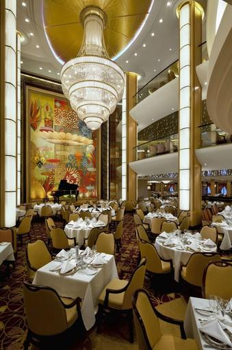 Adagio Restaurant on Allure of the Seas