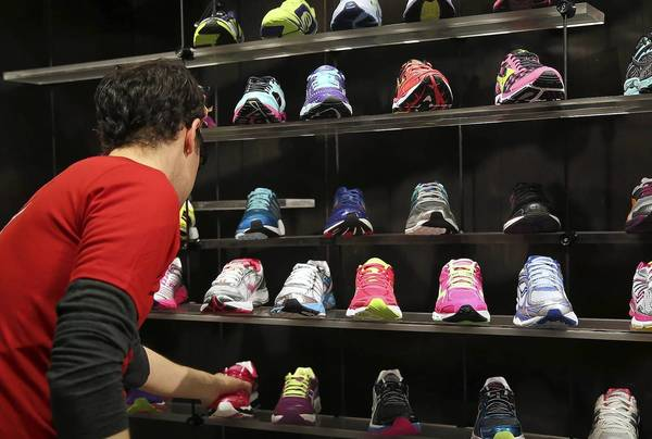 Buying a new pair of athletic shoes in Illinois could cost a quarter more if new gym shoe tax legislation gets traction at the Capitol.