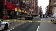 VIDEO Multiple stabbings near Ravens parade route