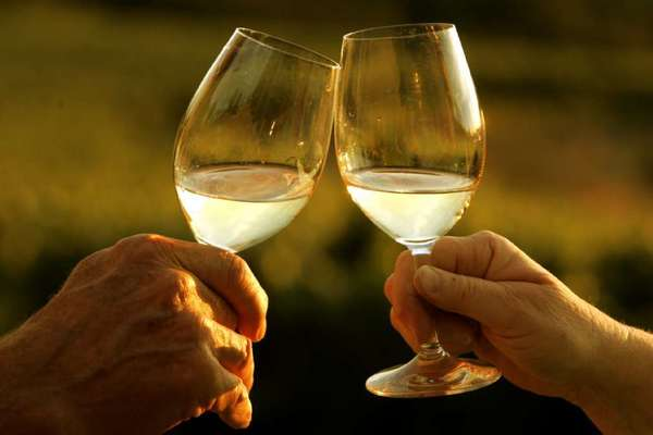 Couples who drink about the same amount of alcohol were less likely to divorce in a study of nearly 20,000 Norwegian couples that was released Tuesday.