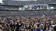 This was a city pouring out its heart to its football team, a city with a perennial chip on its shoulder telling the world how proud it was of what the Ravens accomplished in one of the greatest playoff runs in NFL history.