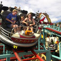 Primeval Whirl -- You must be 48 inches tall