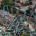 Dragon Challenge -- You must be 54 inches tall