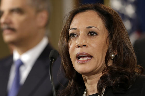 On Tuesday, the Justice Department and California Atty. Gen. Kamala Harris announced that they had filed suit against S&P for violating a federal bank fraud law and a state false claims statute.